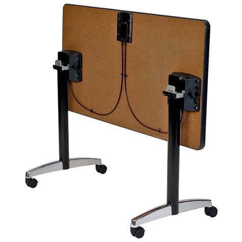 Table With Folding Legs Best 25 Folding Table Legs Ideas On Pinterest Folding Table Desk Folding Table Diy And