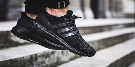 Adidas Ultra Boost 3 0 Black release reminder adidas ultra boost 3 0 black