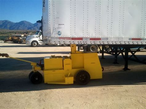 motorized electric tractor trailer mover tug heavy duty
