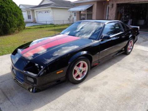 1992 camaro rs 25th anniversary for sale 3rd 1992 chevrolet camaro rs 25th anniversary for sale