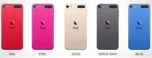 ipod 6th generation colors new ipod touch 6th generation unboxing and review