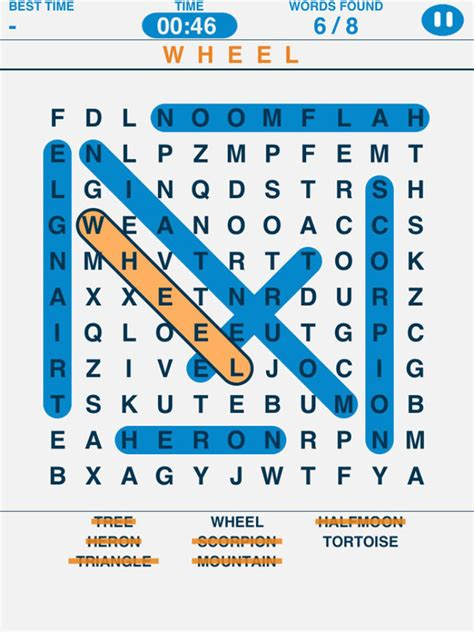 Free Search App Word Search Puzzles App Free Apps Guide