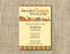 thanksgiving invitations wording with bring a dish sle potluck invitation wording