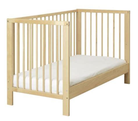 crib converts to toddler bed non drop side crib ikea gulliver crib review
