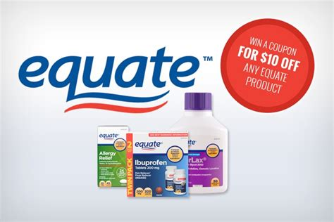 Doctoroz Com Giveaway - equate giveaway get a 10 off coupon the dr oz show