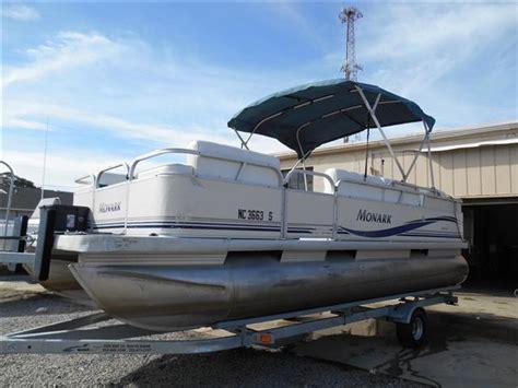 mon ark boat for sale monark pontoon boats for sale