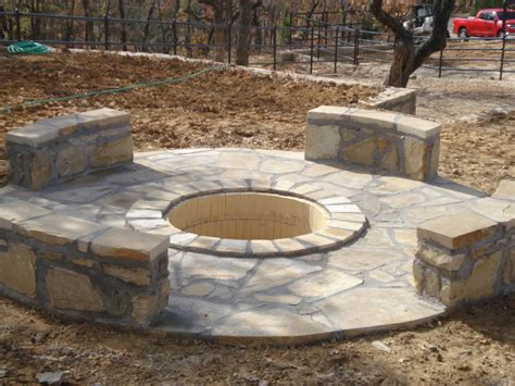 How To Make A Concrete Fire Pit   Fire Pit Design Ideas
