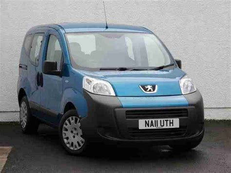 peugeot bipper tepee peugeot bipper tepee 1 3 hdi 75 s 5dr car for sale