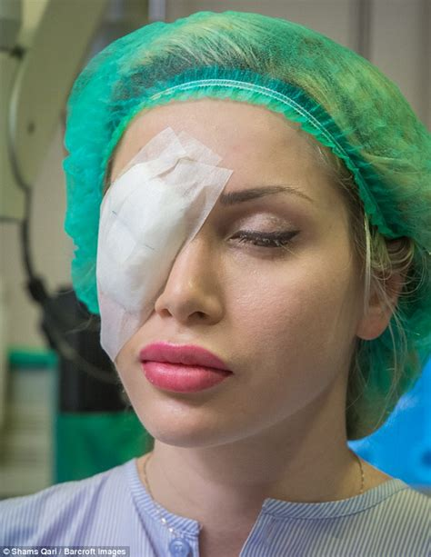 surgery obsessed model pixee fox gets implants to make her