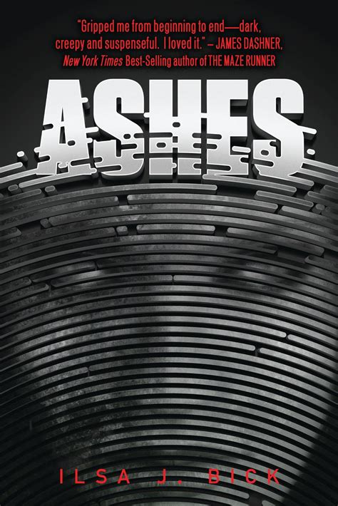 ashes books book review ashes by ilsa j bick