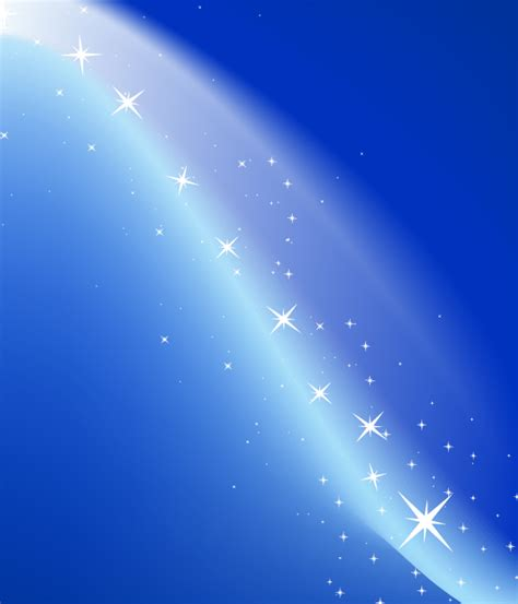 abstract magic blue background vector 123freevectors