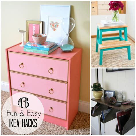ikea furniture hacks trending tuesday 6 fun easy ikea hacks creative juice