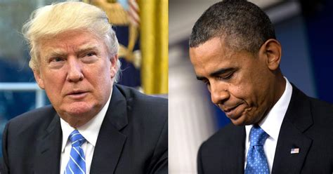 donald trump vs obama trump takes stand for christian refugees says they will