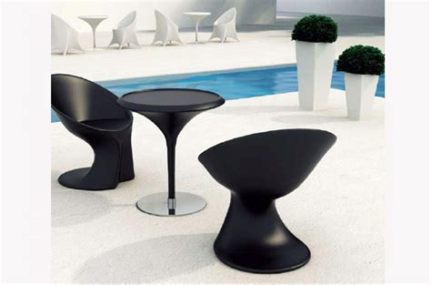 led patio furniture led bistro set outdoor furniture modern rattan furniture