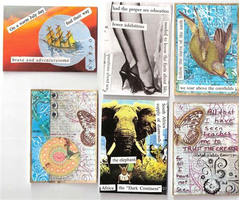 how to make artist trading cards exles of artist trading cards atc atc cards