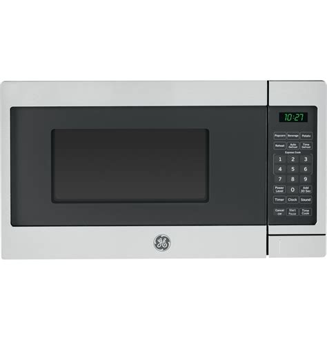 Ge Countertop Microwave Oven by Ge 174 0 7 Cu Ft Capacity Countertop Microwave Oven