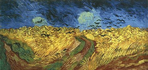 libro gauguin by himself by vincent van gogh the paintings wheat field with crows