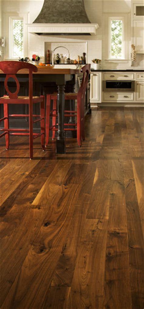 Experiences with finishing Walnut Floors   Wandernesting