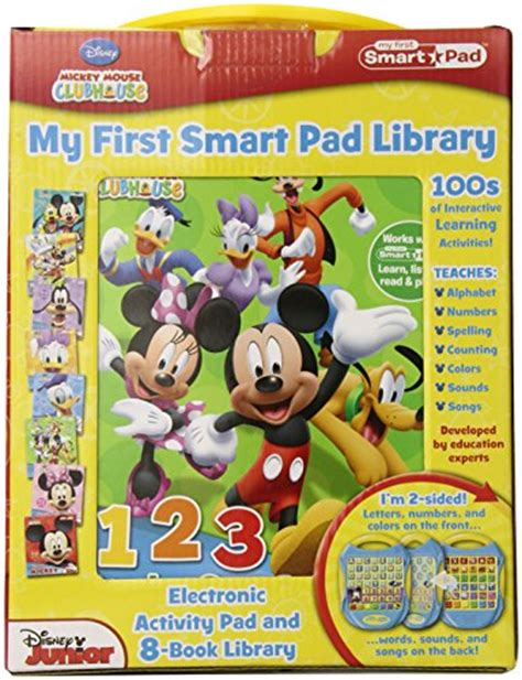Disney Junior Electronic Mat - mickey mouse clubhouse disney 174 my smart pad
