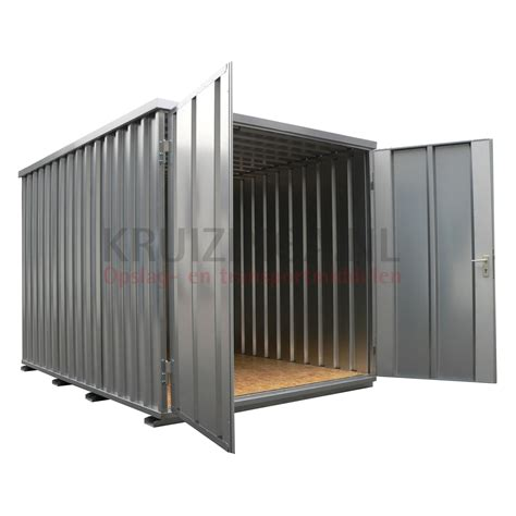 fertiggarage occasion container schnellbau container mit stecksystem 2 teilige