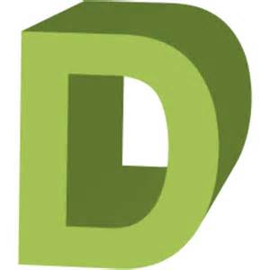 letter d icon free images at clker vector clip
