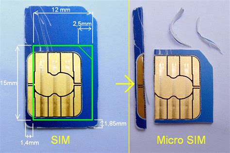 how to cut sim card to micro sim without template how to make microsim from sim