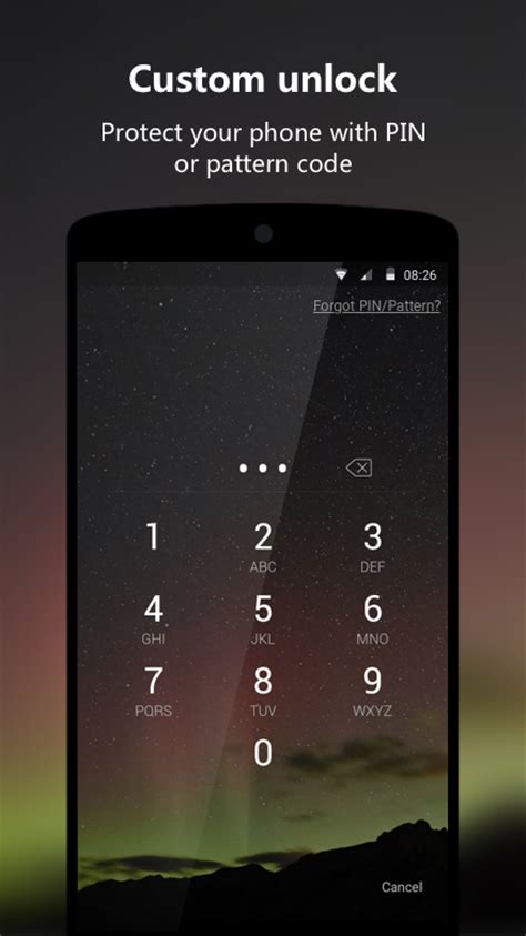 how to lock screen on android next lock screen android apps on play