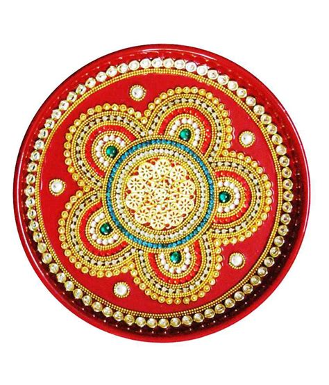 Suman Creations Rajasthani Decorated Copper 49 On Suman Creations Rajasthani Decorated Copper