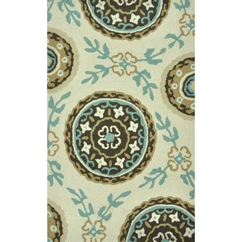 summerton collection rug loloi rugs summerton style collection ivory teal 2 ft 3 in x 3 ft 9 in accent rug