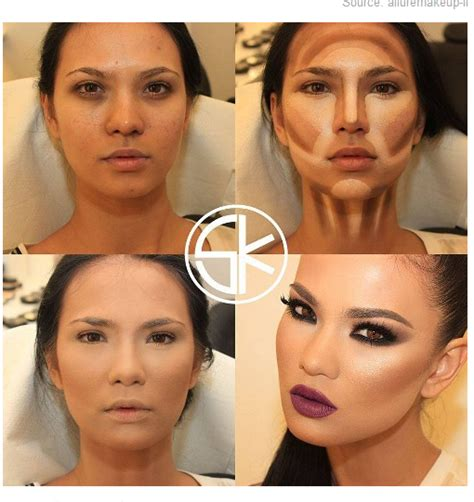 Contour Makeup contouring and highlighting how to do it right zone