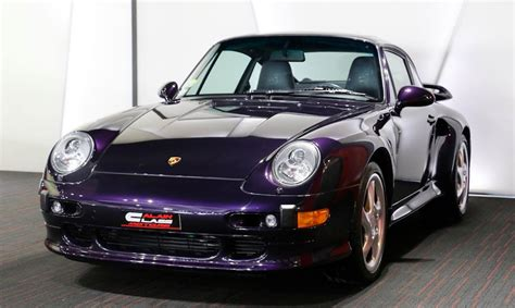 purple porsche 911 eye candy purple porsche 993 turbo s