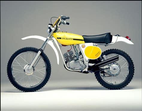 Awo 425 Cross by 1976 Ancillotti 125 Vintage Dirt Dirt