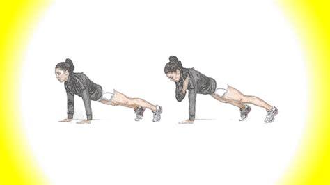 shoulder taps koboko fitness