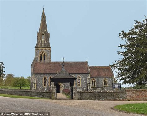 st mark s church berkshire pippa middleton s wedding could be gatecrashed by locals