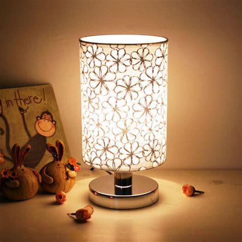 bedroom table lights modern pastoral style small led table lamp desk lights 10700 | s l1000