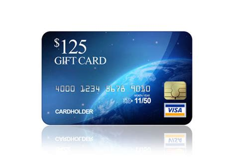 Branded Visa Gift Cards - projector people promotional visa gift card 125 visa125 projector people
