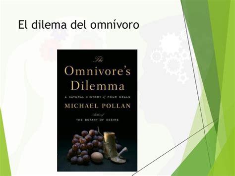 el dilema del omnivoro 191 existen las enfermedades morales