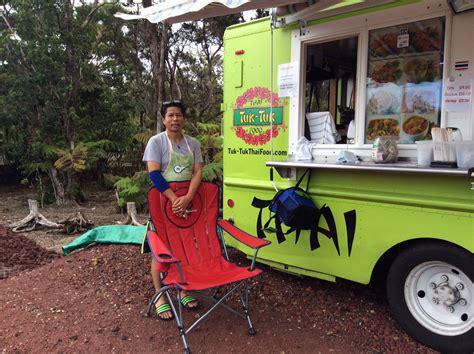 tuk tuk cuisine tuk tuk food truck restaurant hawaii on a map