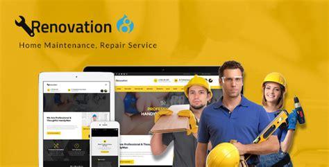 house renovation business renovation home maintenance repair service drupal 8 theme by drupalet