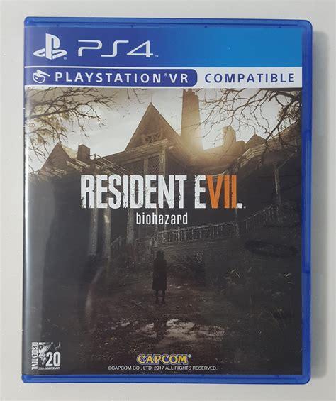 Kaset Ps4 Resident Evil 7 used ps4 resident evil 7 biohazard r end 2 4 2019 9 30 pm
