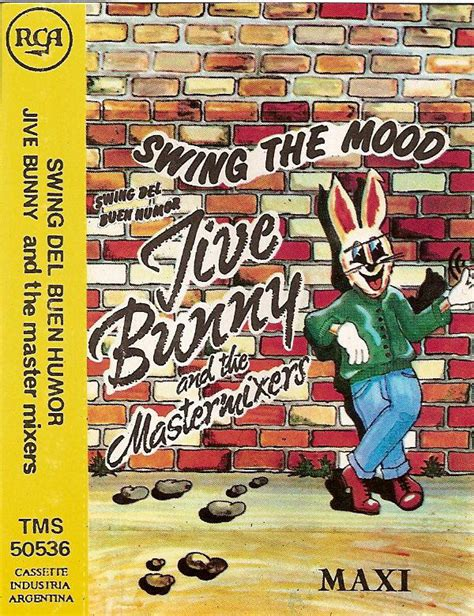 jive bunny swing the mood jive bunny and the mastermixers swing del buen humor