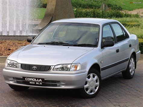 Toyota Corolla 1995 1995 toyota corolla information and photos momentcar