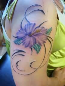 Flower Tattoo Pictures - modern universe fashions flower tattoo designs