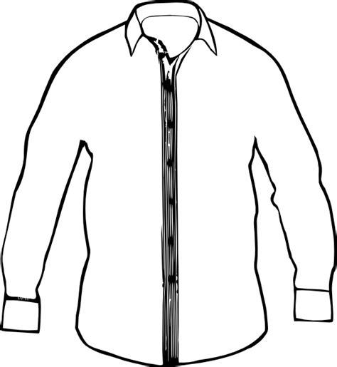 Kemeja Dunch Bw Black White Ot Kemeja Pria Katun Stretch Hitam Putih white collared shirt clip at clker vector clip royalty free domain