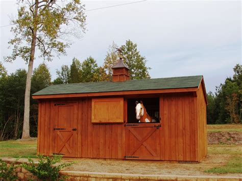 Tack Sheds For Sale by Prefab Barns Factory Homes