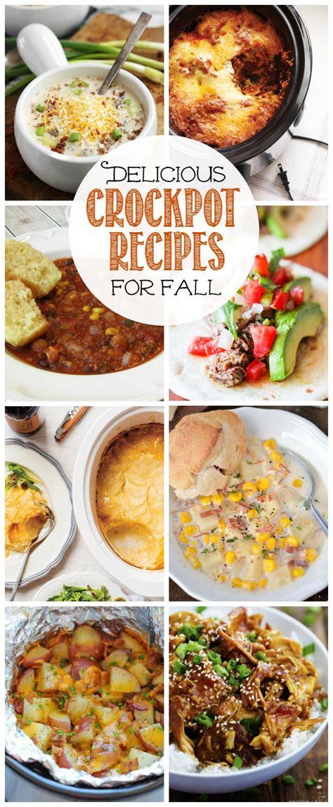 crockpot comfort food crockpot recipes fall comfort foods clean and scentsible