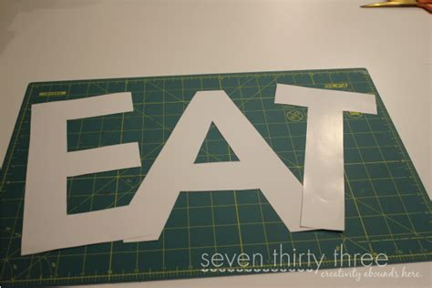 Easy Things To Make Out Of Paper - easy diy quot paper mache quot letters inspiration made simple