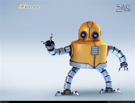 film robot vancouver cgtalk z14 short film robot daniel schmid 3d