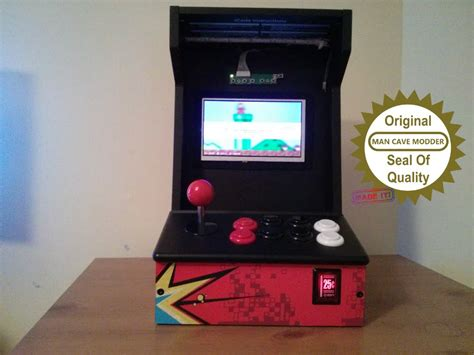 build an arcade cabinet with retropi and raspberry pi 2