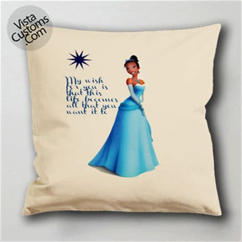 Disney Princess Pillow Cases by Disney Princess Pillow From Vistacustoms
